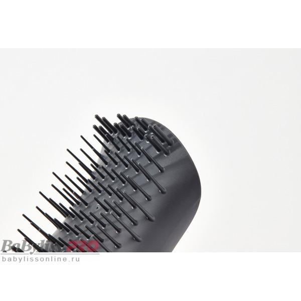 Расческа Tangle Teezer многофункциональная The Scalp Exfoliator and Massager Onyx Black Черный 2268