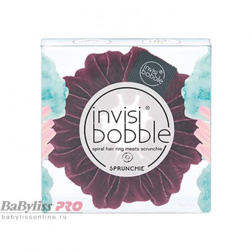 Резинка-браслет для волос invisibobble Sprunchie Red Wine is Fine Красный 3178